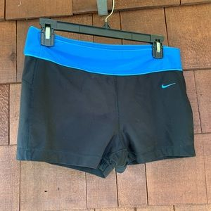 Nike Fit Dri spandex shorts